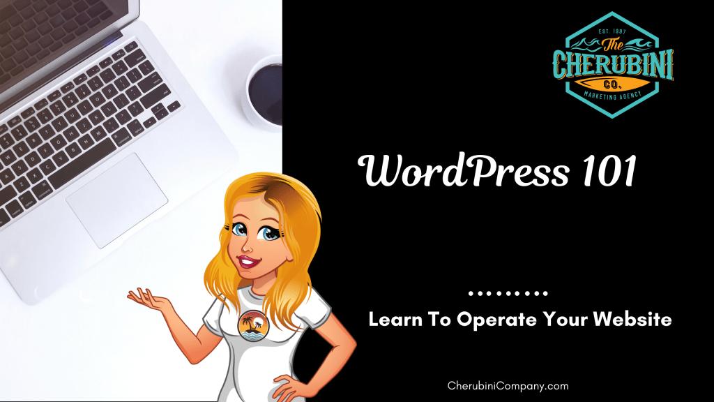 Wordpress 101 Training Course